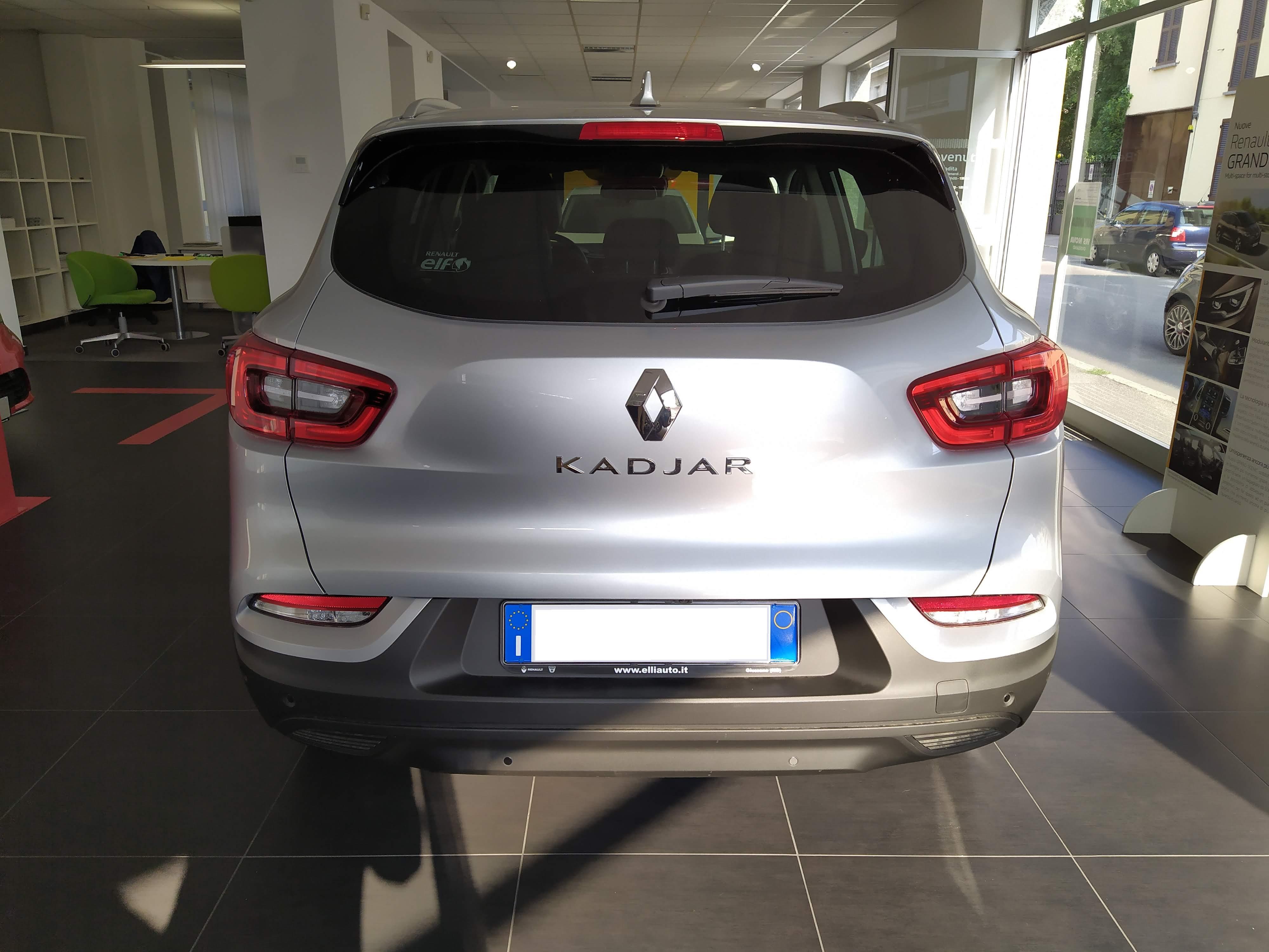 Renault KADJAR Sport Edition Blue dCi 115cv KM0