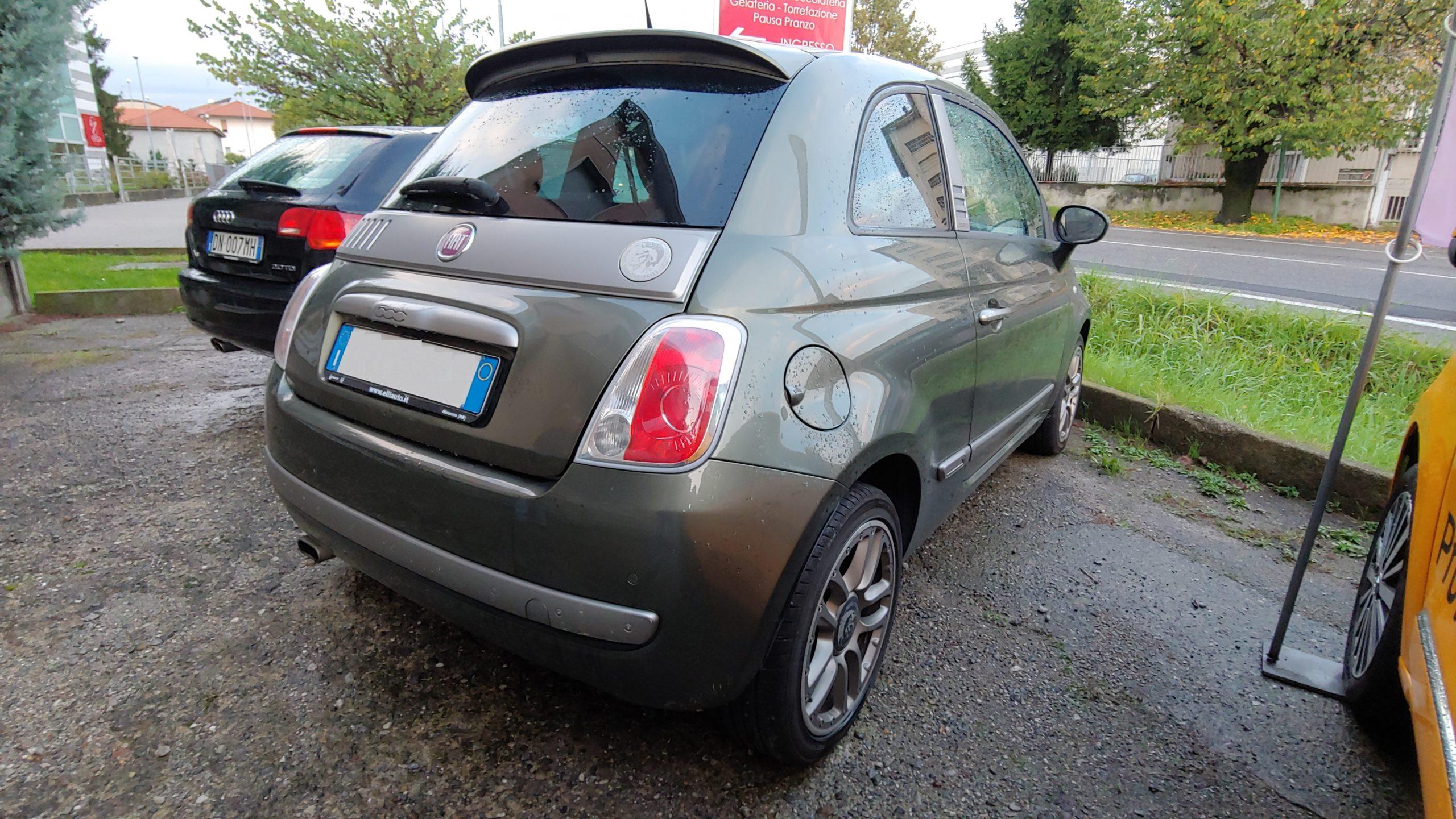 Fiat 500 by diesel 1.3 mjet