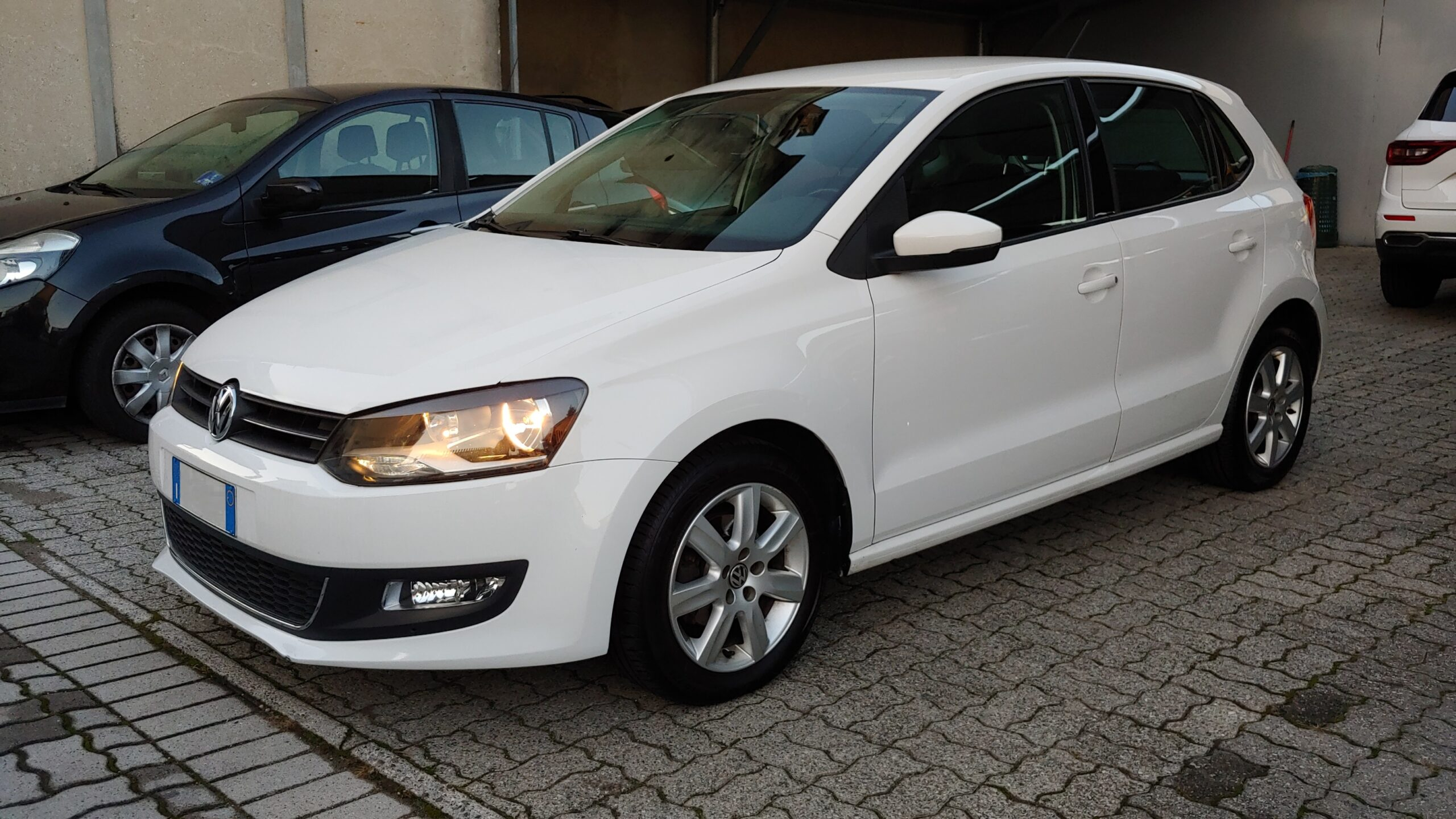 Volkswagen Polo 1.2 dsg Highline