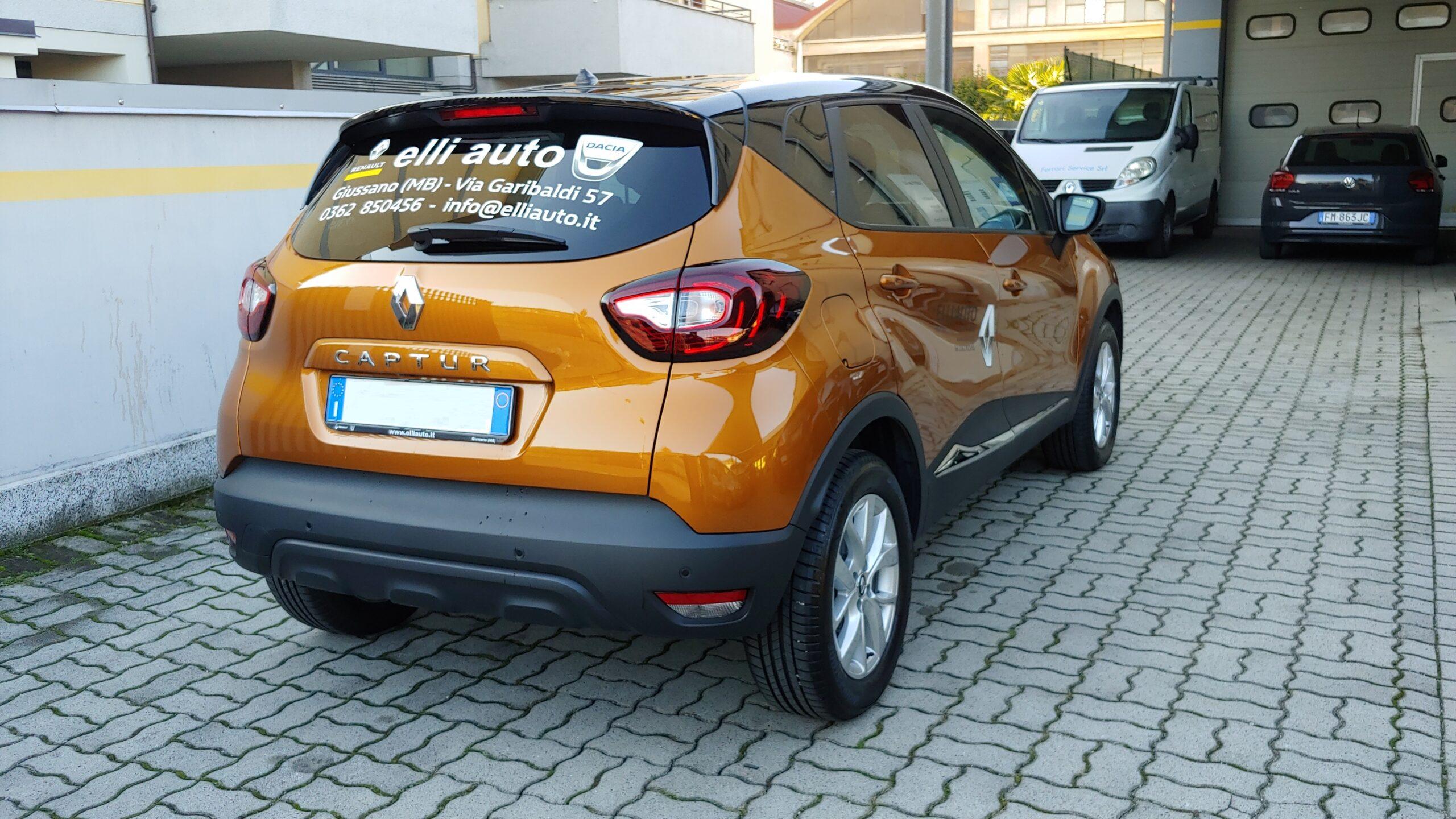 Renault captur sport edition my19 dci 90 cv