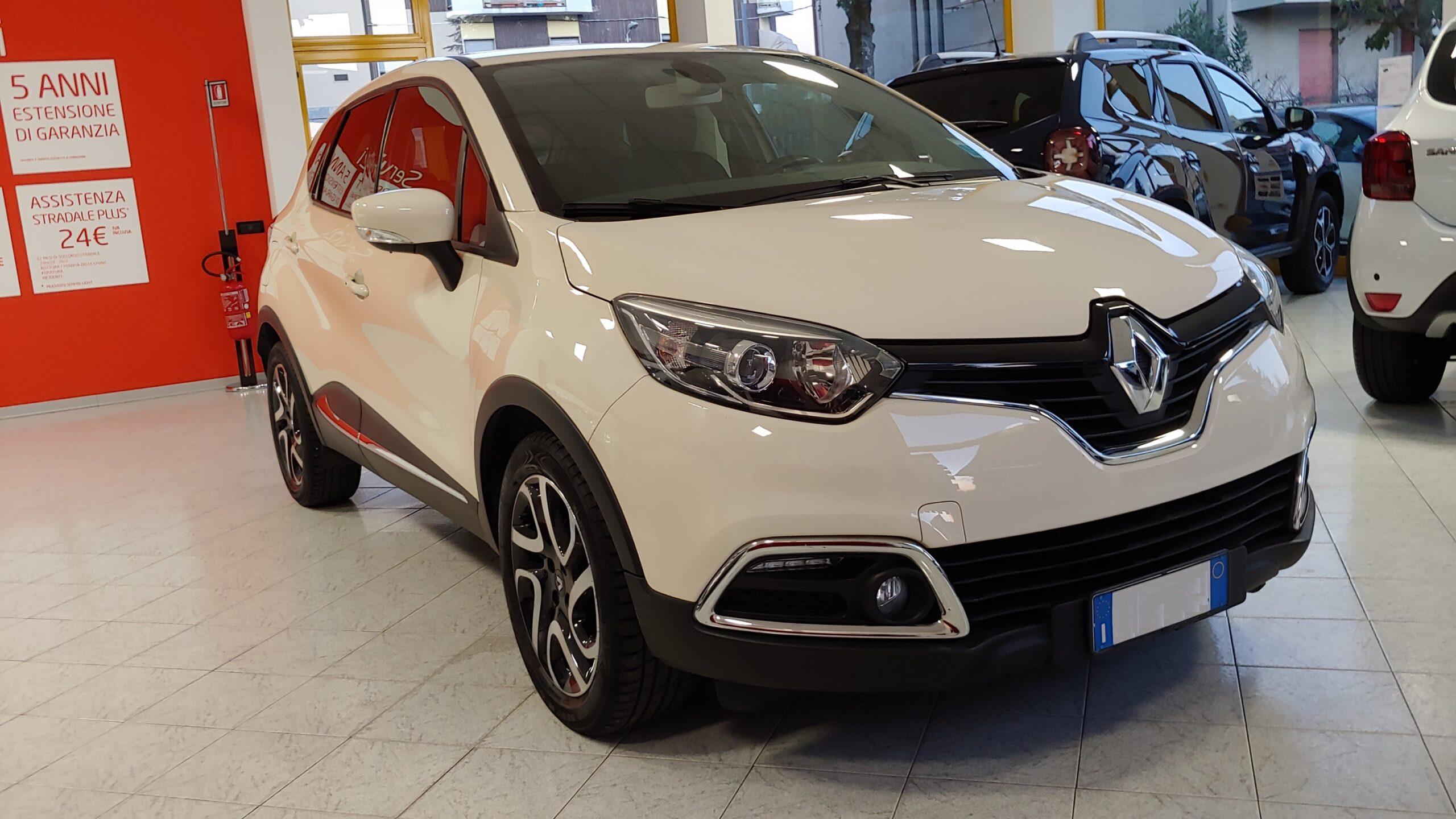 Renault captur energy r link 1.2 tce 120cv edc
