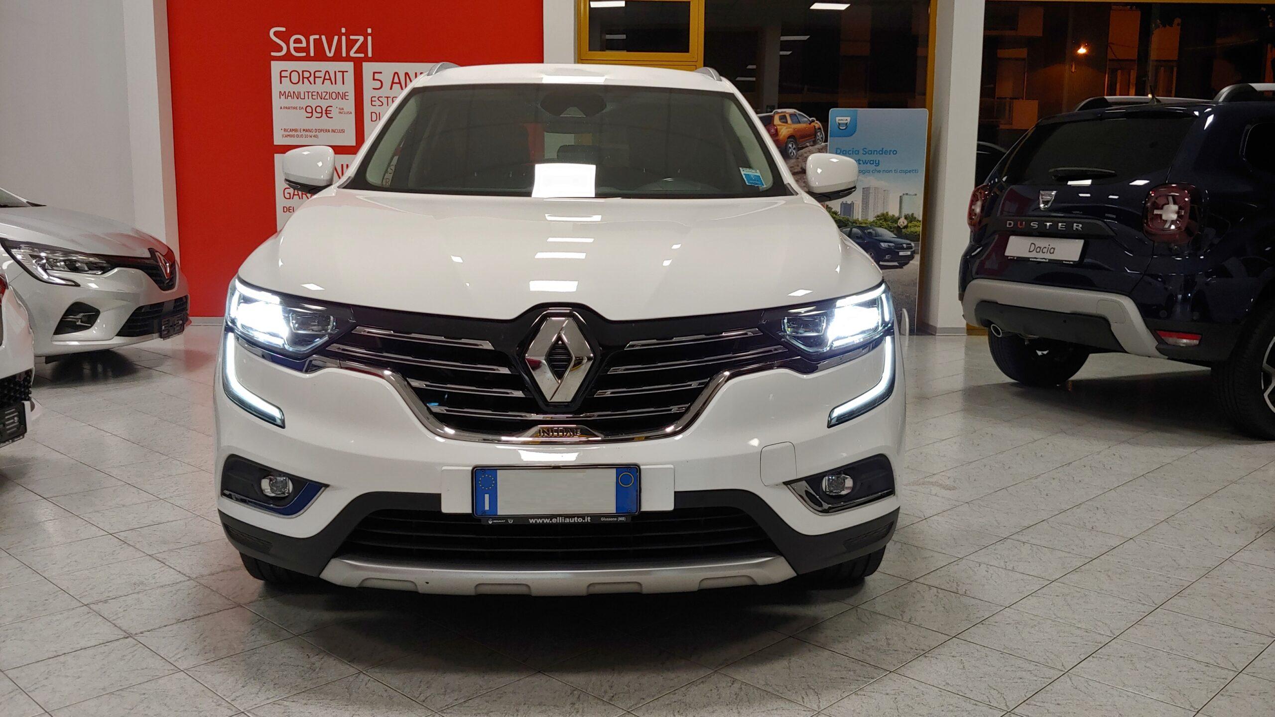 Renault Koleos 2.0 dci initiale Paris 4×4