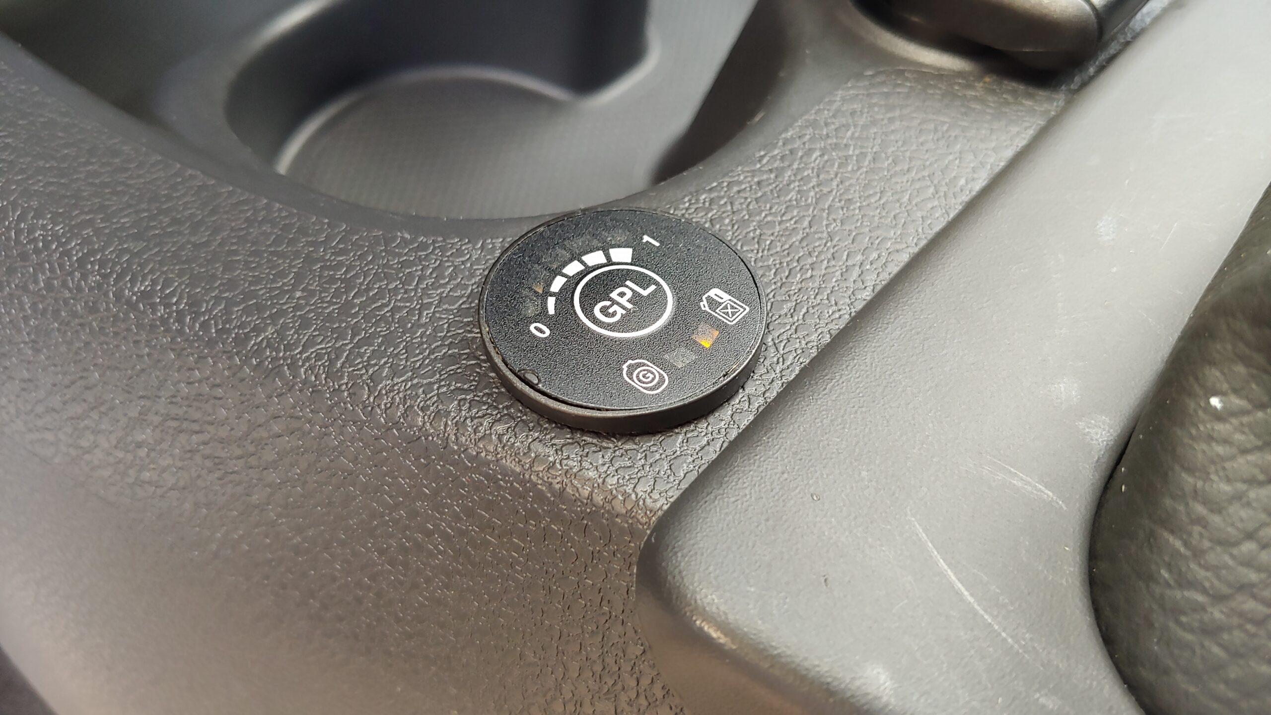 Dacia Dokker van 1.6 GPL