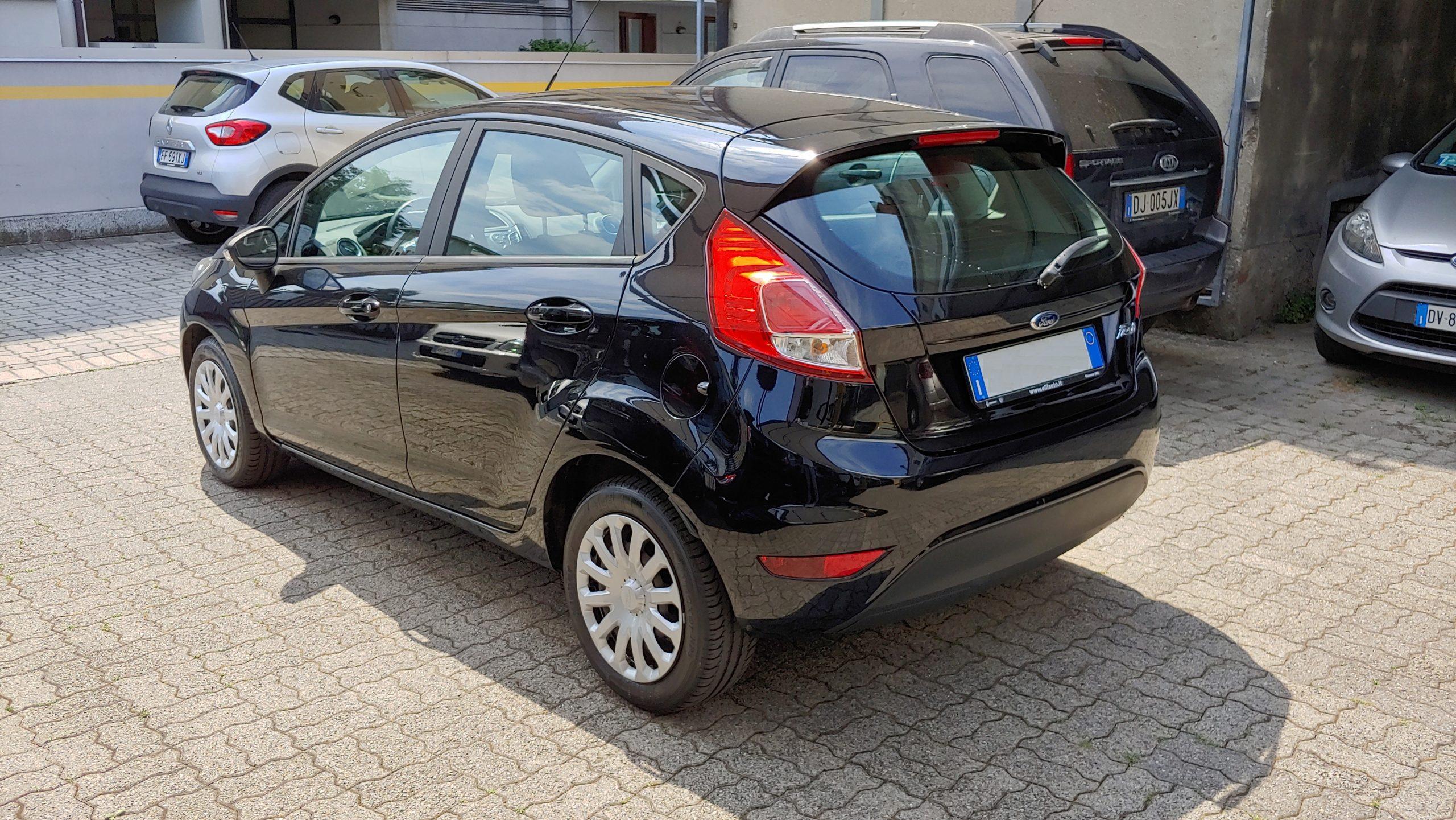 Ford Fiesta 1.4 plus 95cv GPL